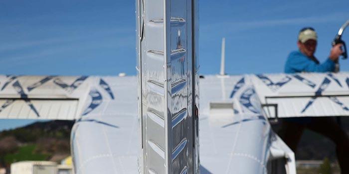 Saut en parachute Tallard Gap SKY-LIVE avion 5