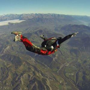 Saut en parachute : cadeau stage PAC Tallard Gap