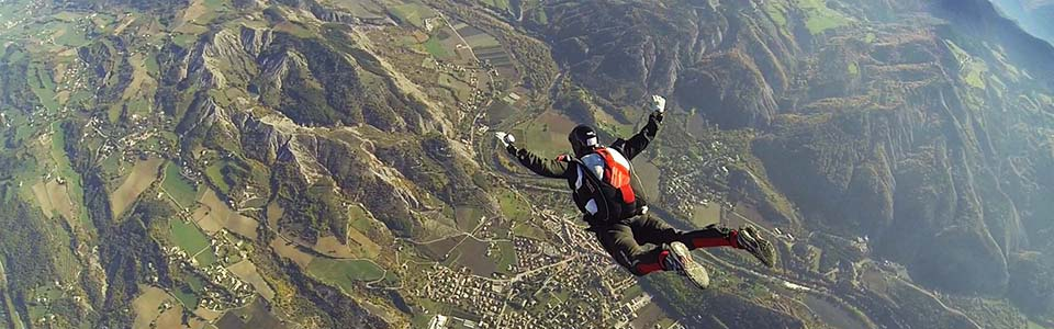 Stage saut en parachute : stage pac SKY-LIVE Tallard P1